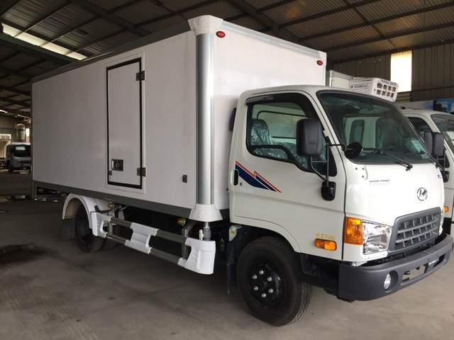 xe tải hyundai 8 tấn thùng