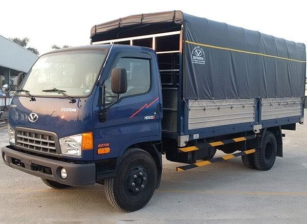 xe tải 8.5 tấn