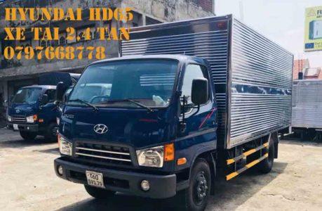 giá xe tải hyundai 2019