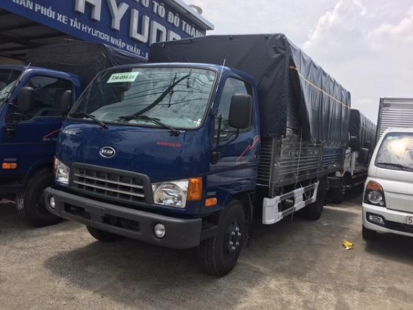 giá xe tải hyundai 8 tấn