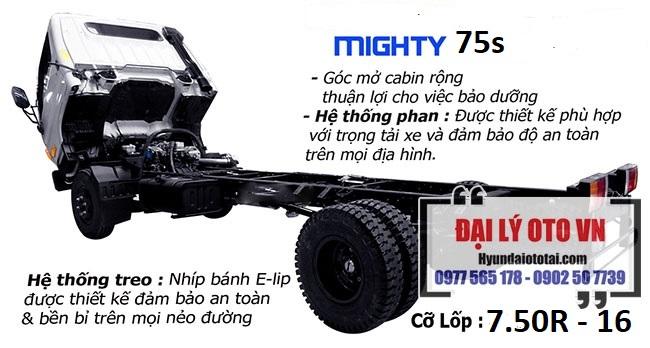 xe tải 75s 3.5 tấn