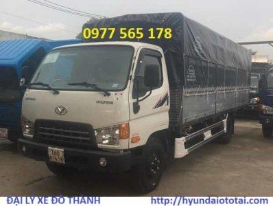 Xe tải Hyundai Đô Thành