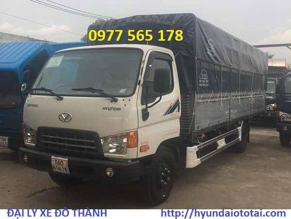giá xe tải hyundai đô thành