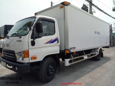 giá xe tải 8 tấn