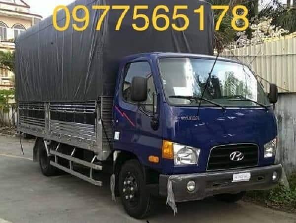 xe tải hyundai hd110s