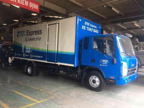 xe tải jac n650 plus