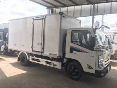 xe tải nhẹ thùng kín