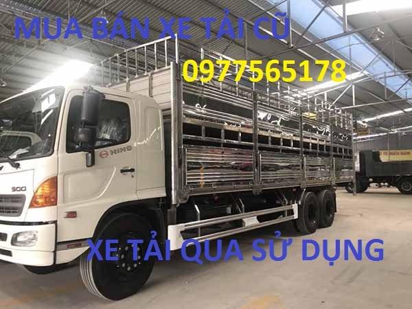bán xe tải cũ