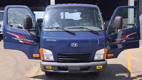 giá xe tải hyundai n250sl