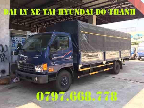xe hyundai đô thành