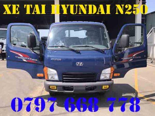 giá xe tải n250sl