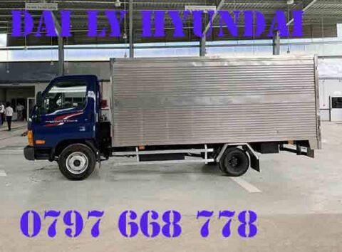 đại lý xe tải bình dương