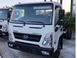 xe tải 8 tấn hyundai ex8