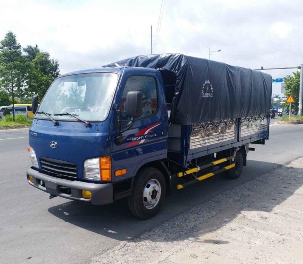 giá xe tải hyundai 2.5 tấn