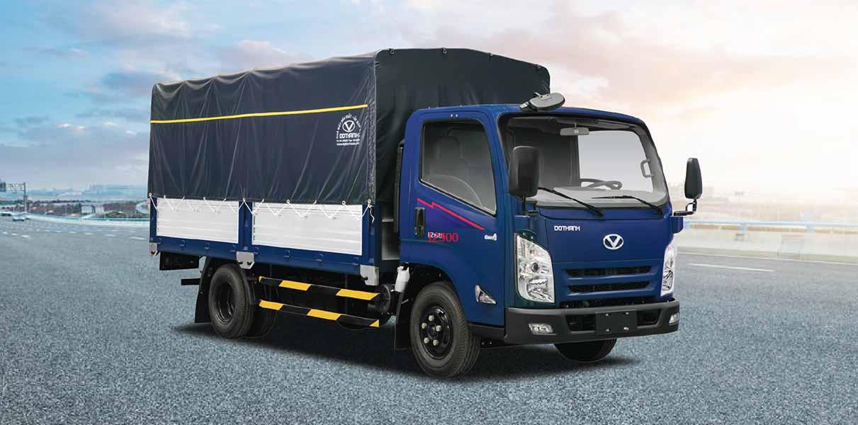 xe tải iz500