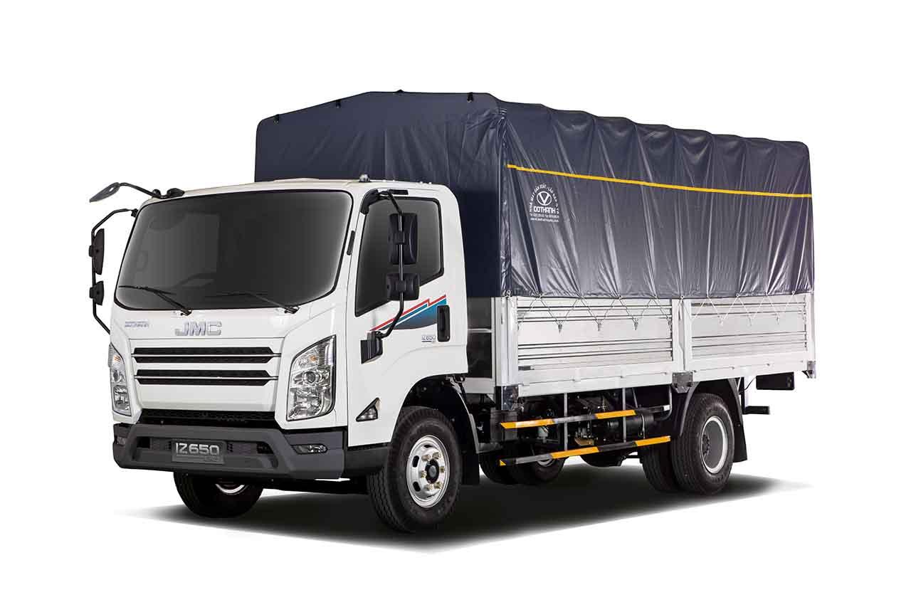 xe tải 6.5 tấn