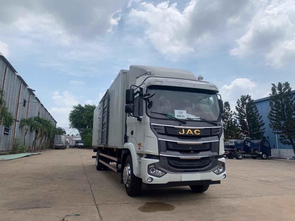 xe tải jac a5 8 tấn