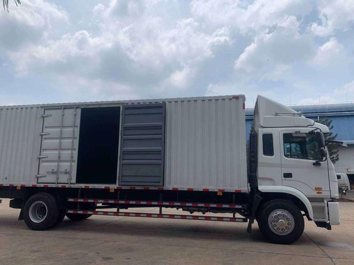 xe tải jac a5
