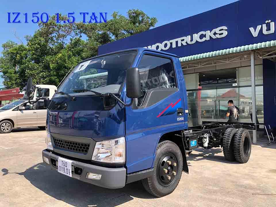xe tải iz150