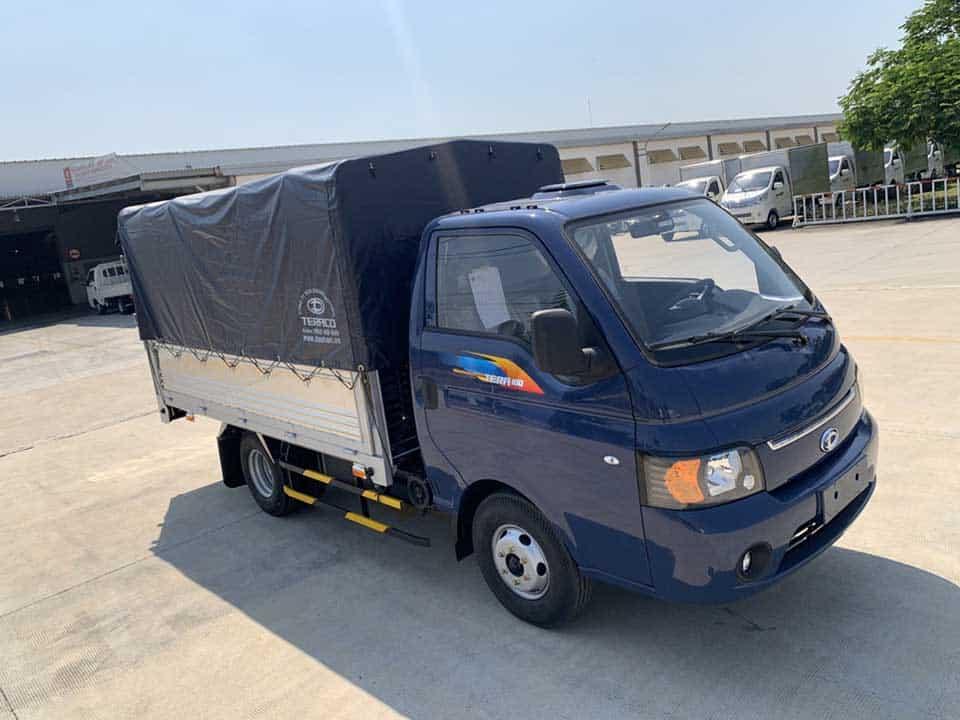 xe tải Tera 150 thùng mui bạt