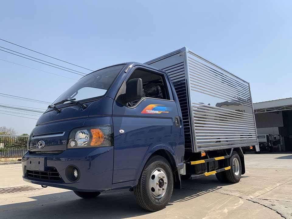 xe tải teraco 1.4 tấn thùng kín